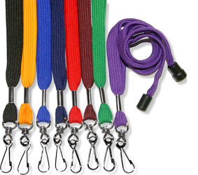 Safety Breakaway Lanyard with Swivel Hook